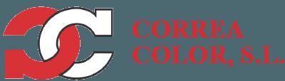 CorreaColor - Tintes industriales